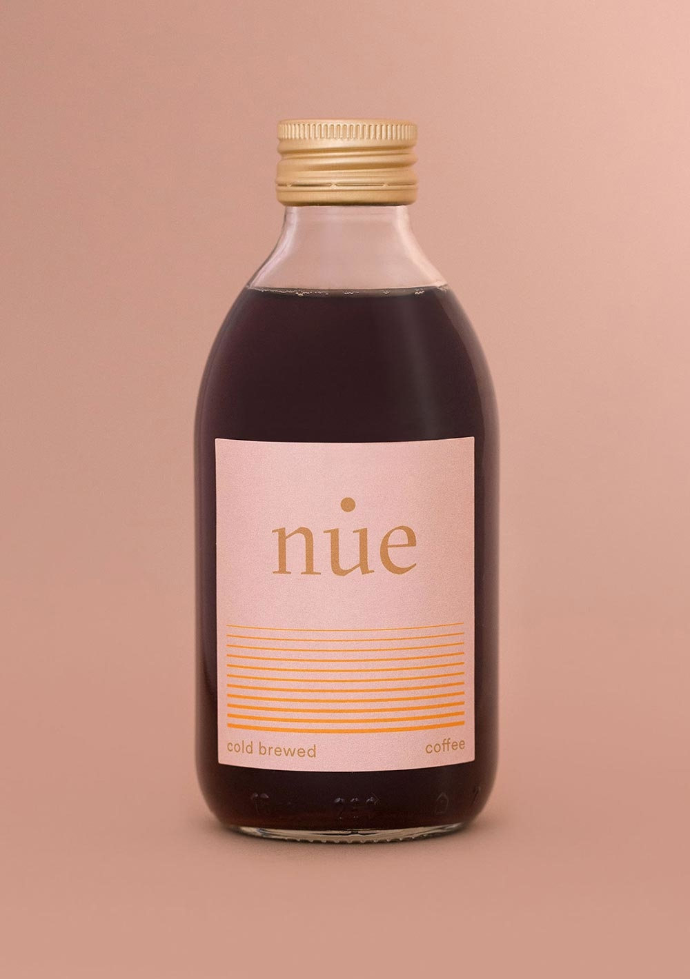 nue cold brewed coffee
