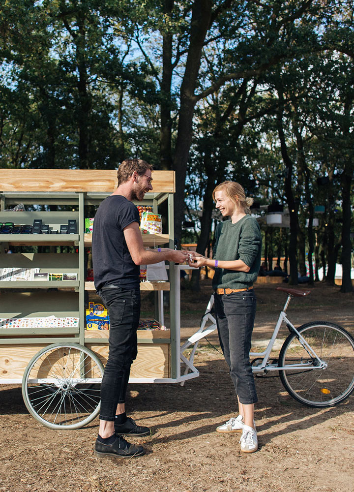 bicycle kiosk